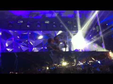 Electric Zoo 2010  Axwell drops Sweet Disposition w Dirty South HD
