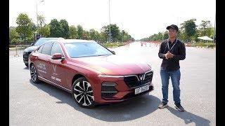 Thử lái và trải nghiệm Vinfast Lux A 2.0 Turbo, giá mới 1,35 tỷ |XEHAY.VN|
