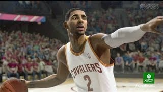 NBA LIVE 14 - HD Screenshots + IKC