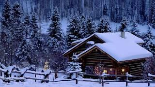 ★ Rüzgar ve Kar fırtınasının en rahatlatıcı sesi