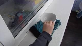 видео Герметизация балкона, лоджии промышленными альпинистами