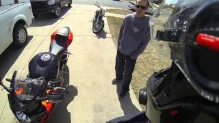 How To Buy A Used Motorcycle Episode 3 Bike 1 2007 Suzuki GSXR 1000(Going through the process of buying a used motorcycle together. This is the first used bike of the series. This is a 2007 Suzuki GSXR 1000., 2015-03-30T22:15:06.000Z)