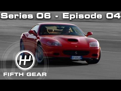 Fifth Gear: Series 6 - Episode 4