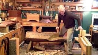 Bowl Carving Horses