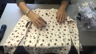 Детские перчатки и джемпер из Китая - Обзоры посылок