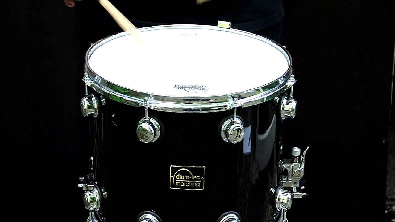 parade line marching snare drum 14 x 12 pure birch youtube. Black Bedroom Furniture Sets. Home Design Ideas