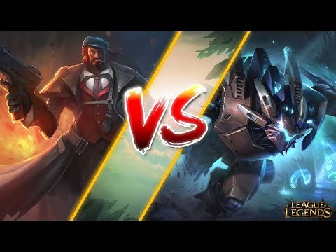 Graves Jungle VS Rengar | S8 Season 8 | High Elo Summoners Rift 5v5 Ranked Gameplay