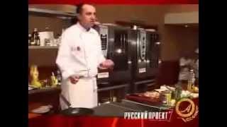 Карамелизованный картофель - гарнир по-датски рецепт от шеф-повара / Илья Лазерсон / датская кухня