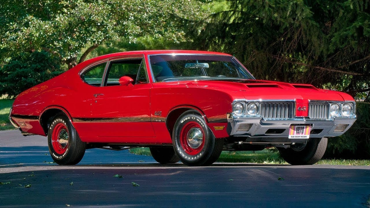 1970 Oldsmobile 442 W-30 - It Would Never Be This Good Again