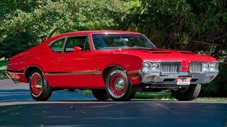 1970 Oldsmobile 442 W-30 - Never Bested!