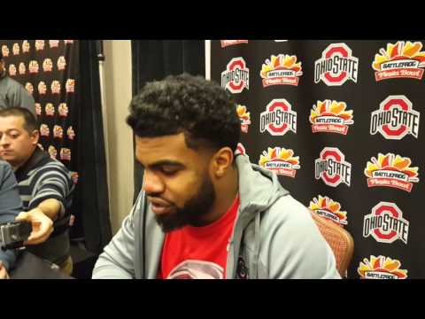 Ohio State football | Ezekiel Elliott talks about car accident, citation