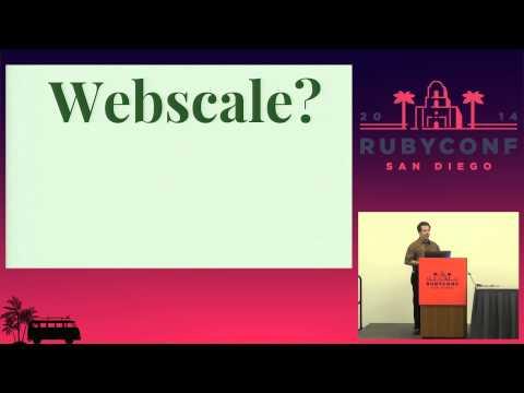 RubyConf 2014 - Roda: The Routing Tree Web Framework by Jeremy Evans