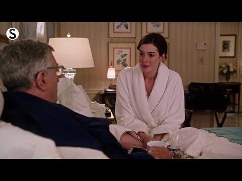 The Intern Bed Scene