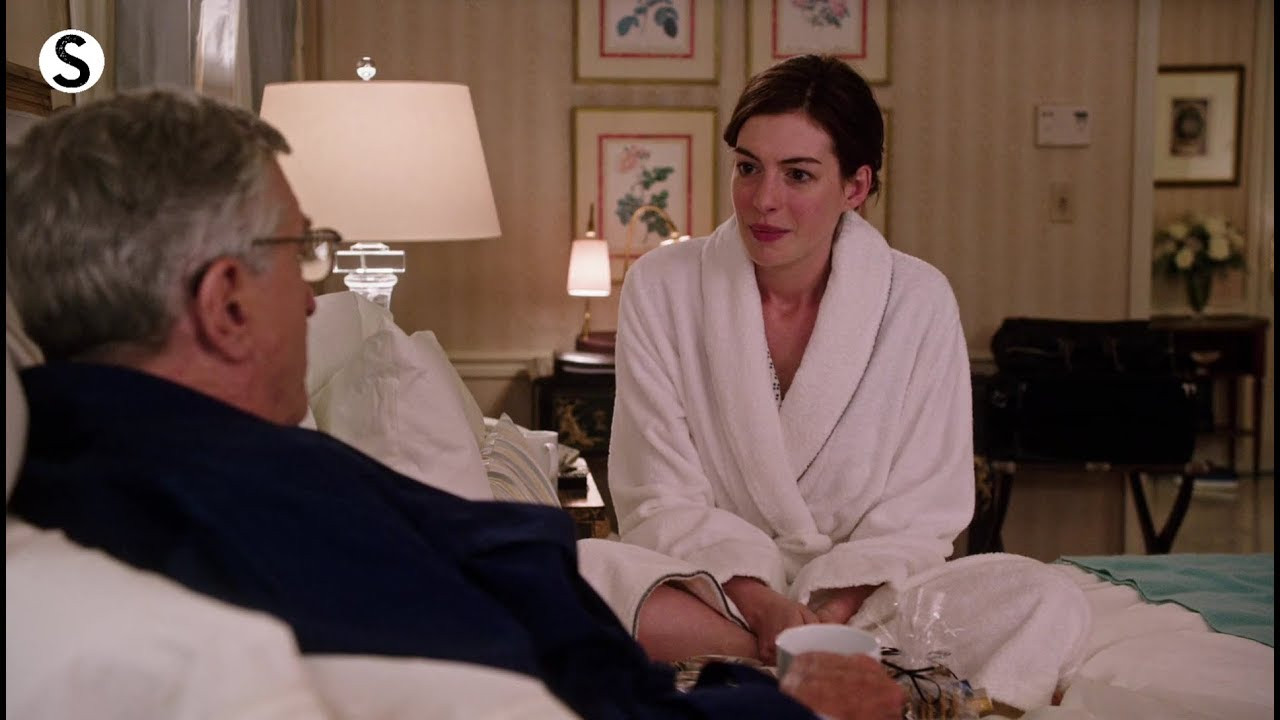 Download The Intern Bed Scene