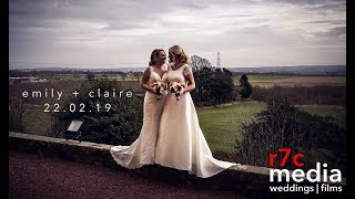 emily + claire 22.02.19 highlights