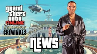 EXECUTIVES and Other CRIMINALS - Aufrüstbare Superyacht, Bodyguards und weitere Inhalte [GTA-NEWS]