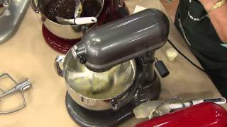 Kitchenaid 6 Qt. 575 Watt Bowl Lift Stand Mixer With Flex Edge With David Venable
