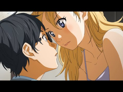 ► Shigatsu Wa Kimi No Uso AMV  With or without you
