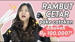 Tutorial Catok Rambut Badai | Oday's Hair Tutorial