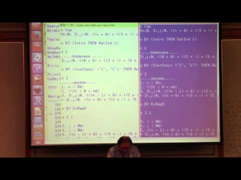 Mark Bickford Lecture 1, OPLSS 2015