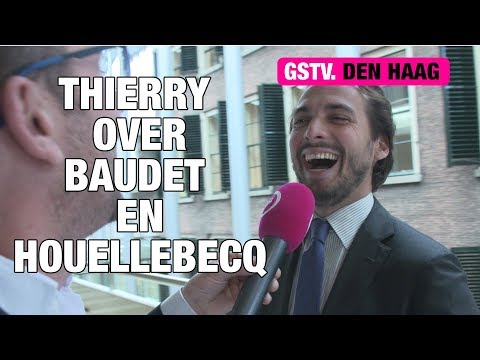 """GSTV. Thierry Baudet: """"Ze proberen mij te demoniseren"""""""