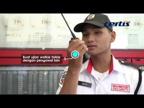 CERTIS Security Trainning  Video _12