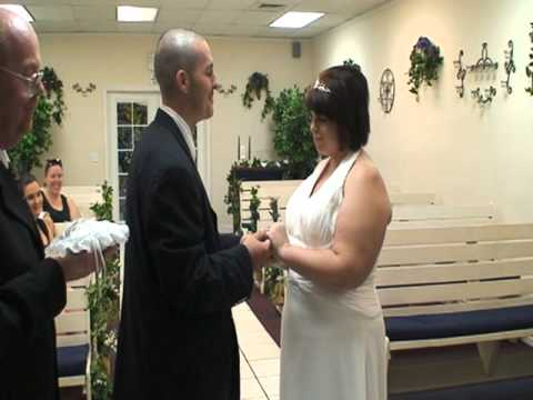 Erik And Amber Married Vegas Adventure Wedding Chapel On September 30 2017