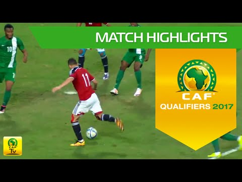 Egypt vs Nigeria | Africa Cup of Nations Qualifiers 2017