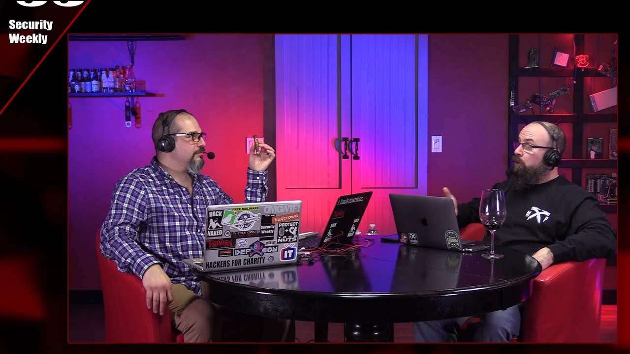Episode595 - Paul's Security Weekly