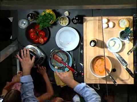 José Andrés: Cold Tomato Soup | Food & Wine