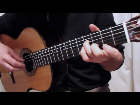 O'Carolan: Si Bheag, Si Mhor - Classical Guitar - with FREE TABS