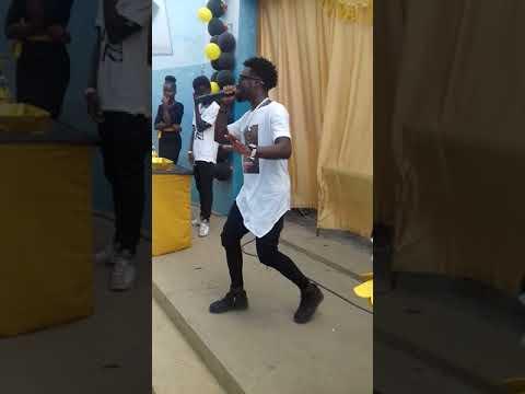 """Levi's Pereira_ Show Achada Monte (New Video Clipe Em Breve """"BU MUDAN"""")"""