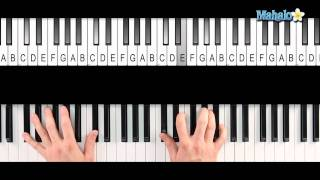 "How to Play ""My Immortal"" by Evanescence on Piano"