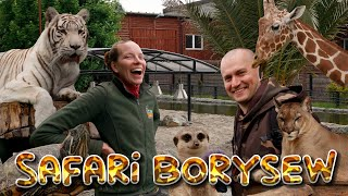 Pal Hajs TV - 123 - Safari w Borysewie