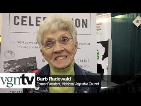 Barb Radewald: American Agri-Women — VGNtv