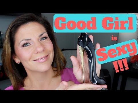 Good Girl fragrance-perfume review/Sexy!!!