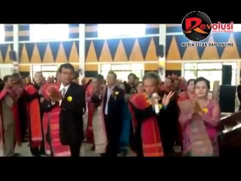 Pesta Muda Mudi Situmorang Sipituama dalam Acara Gondang Naposo