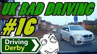 UK Bad Driving (Derby) #16