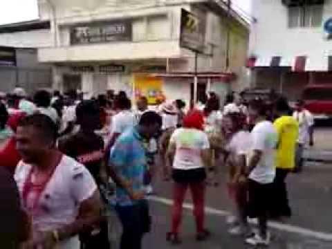 Jouvert CARNIVAL 2014 San Fernando, Trinidad