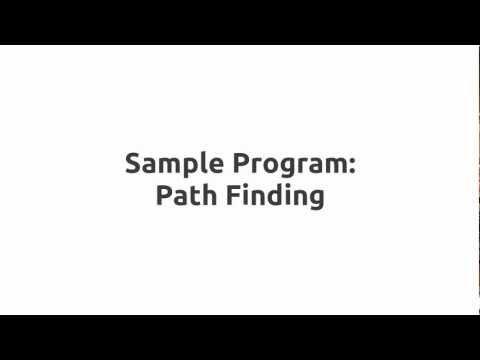 Sample Program: Path Finding