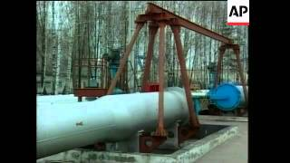 Belarus - Oil dispute with Russia