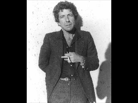 Leonard Cohen Please Dont Pass Me By Youtube
