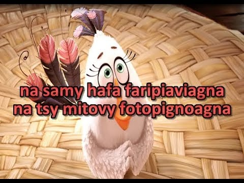 Samy Malagasy (Dada)  version karaoke
