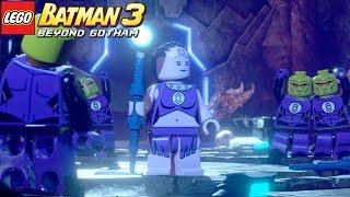 LEGO Batman 3 Beyond Gotham | #9 A Indigo 1 e sua Tribo