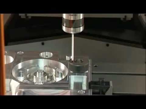 C CON INC Dallas TX Renishaw RMP60 Probe Calibration