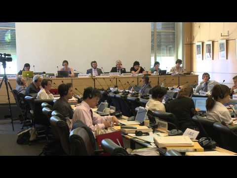 Webcasting of the Uzbekistan review by the UN Human Rights Committee - DAY2 - ENGLISH