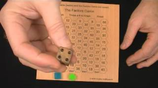 45 Game and Factors Math Games