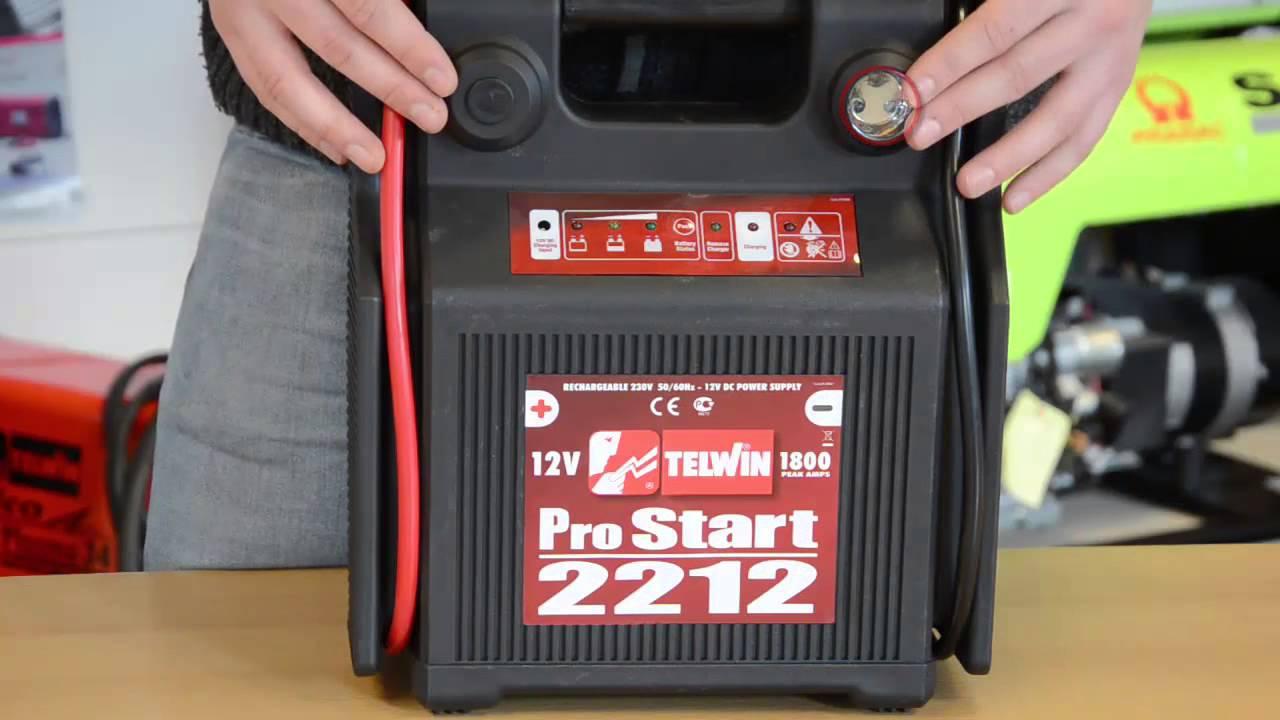 Telwin pro start 1712 инструкция