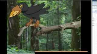 Karga ve tilki şarkısı