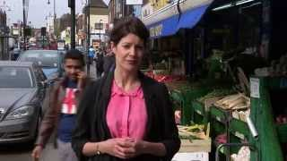 Emily Surname's immigration report - Charlie Brooker's Election Wipe: Preview - BBC Two
